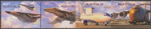 AUS SG3552a-5 Air Force Aviation set of 4 including pair